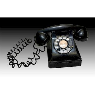 WESTERN ELECTRIC BELL 302 LUCY TELEPHONE
