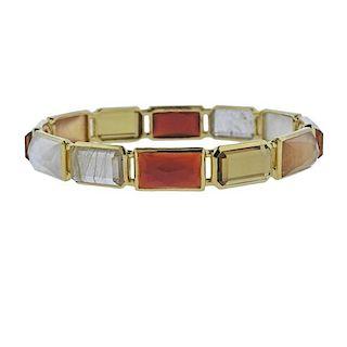 Ippolita Rock Candy Gelato Casablanca 18k Gold Bracelet