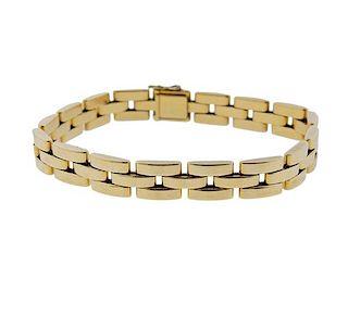 Cartier Panthere 18k Gold Bracelet