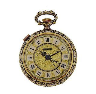 Antique S. Kocher Royce Pocket Watch
