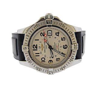 Breitling Colt GMT Chronometer Watch A32350