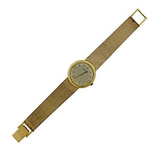 Le Coultre 14K Gold Mechanical Watch