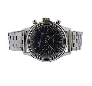 Girard Perregaux 1960s Chronograph Watch 0409