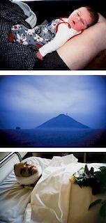 Nan Goldin (1953)  - Alf and Fritz, Volcano