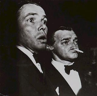 WEEGEE Arthur Fellig (1899-1968)  - Clark Gable