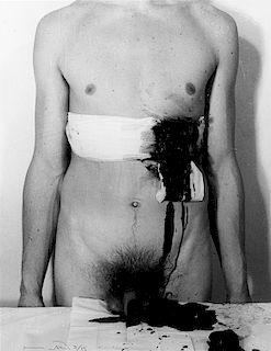 Hermann Nitsch (1938)  - Aktion