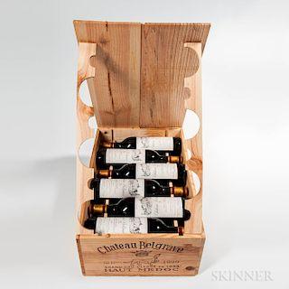 Chateau Belgrave 1990, 12 bottles (owc)