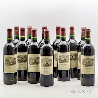 Carruades de Lafite 1995, 12 bottles