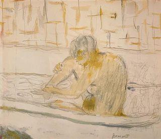 Pierre Bonnard, (French 1867-1947)