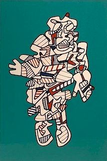 Jean Dubuffet (French 1901-1985)