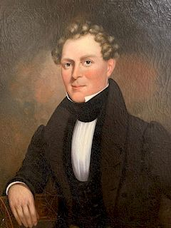 19thc. British School Portrait
