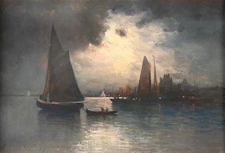 Paul R. Koehler(American,Colorado 1866-1909)