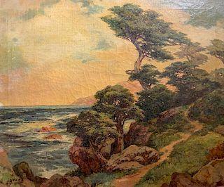 Francis Upson Young(American, California 1870-1950)