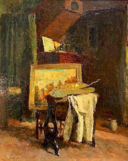 Gustav Frederick Goetsch (American, MO,1877-1969)