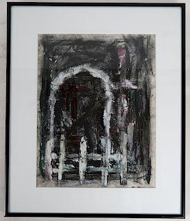Alexander (Sasha) MARKOVICH: Abstract - Ink on Pap