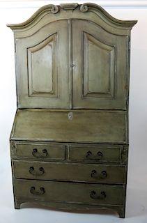 Ralph Lauren Secretary Bookcase
