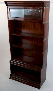 Barrister Lawyer's Style Bookcase