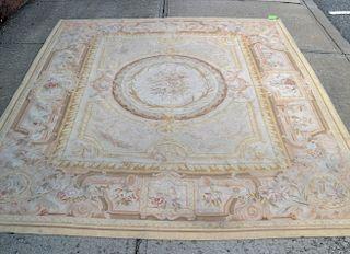 Chain Stitch Tapestry, Classical Design