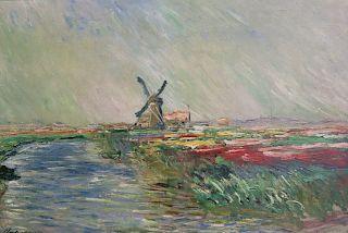 Claude Monet. Reproduction.