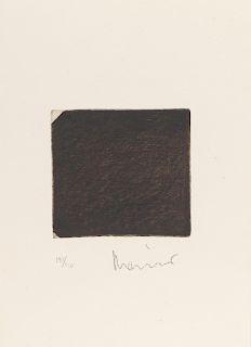 Arnulf Rainer (Austrian, b. 1929) Untitled