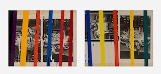 Will Fowler - Untitled (Diptych)