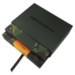 DPM Disruptive Pattern Material - Maharishi - Camouflage Encyclopaedia Signed