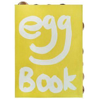 Simon Popper, Egg Book, 2015