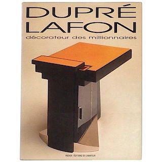 """Dupre Lafon """"DÌ©corateur des Millionnaires"""""""