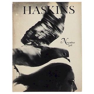 Sam Haskins - November Girl -  Signed 1st Edition 1967