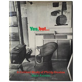 """Yes, but... A Critical Study of Philip Guston"" Book"