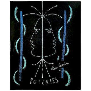 Jean Cocteau, Poteries, Catalogue Des Ceramiques, 1957-1963