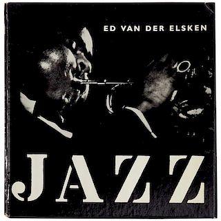 Ed Van Der Elsken 'Jazz' Signed First Edition 1959