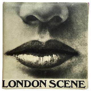 London Scene' Book, Juergen Suess, Gerold Dommermuth, Hans Maier, 1969