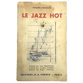 Le Jazz Hot Hugues Panassieí  1st Edition - 1934