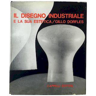 Gillo Dorfles  Il Disegno Industriale: Sua Estetica Book - 1963