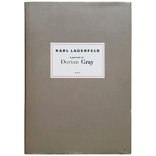 Karl Lagerfeld A Portrait of Dorian Gray