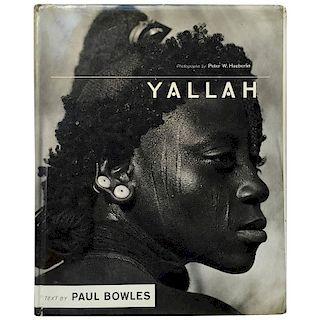 """""""Yallah"""" Peter W. Haeberlin & Paul Bowles, 1967"""