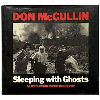 Don McCullin, Sleeping with Ghosts 1st Edition 1994