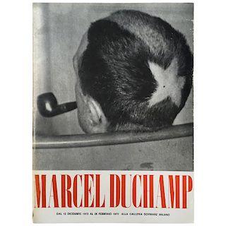 Marcel Duchamp, 66 Creative Years - First Edition 1972