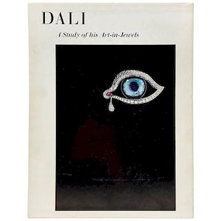 Salvador Dali, a Study of His Art-in-jewels, 1st Edition, 1959