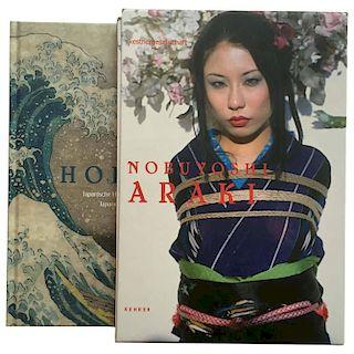 Noboyushi Araki, Araki Meets Hokusai