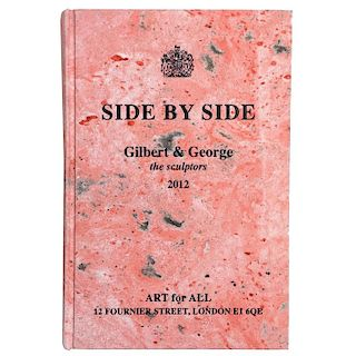 Gilbert & George ‰ÛÒ Side by Side (Pink Covers) 2012