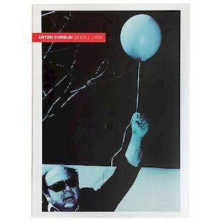 """""""Anton Corbijn, 33 Still Lives,"""" Book"""