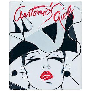 Antonio Lopez Antonio's Girls, 1982