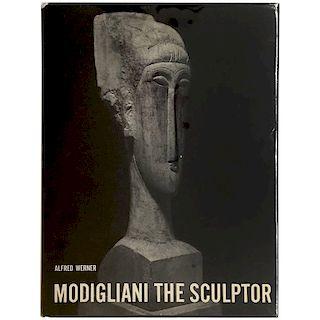 Modigliani the Sculptor, Book