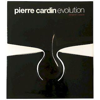 """Pierre Cardin  Evolution: Furniture and Design"" Book"