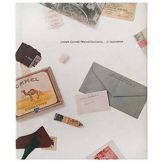 Joseph Cornell/Marcel Duchamp in Resonance