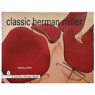 """""""Classic Herman Miller"""" Book"""