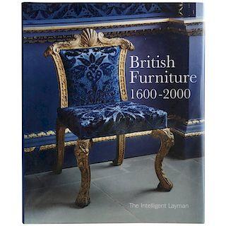 """""""British Furniture 1600-2000"""" Book"""