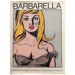 Jean Claude Forest, Barbarella, 1967